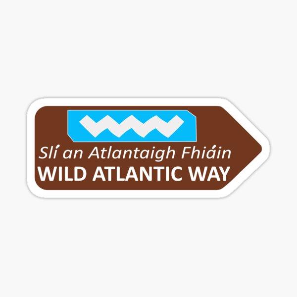Wild Atlantic Way Sticker