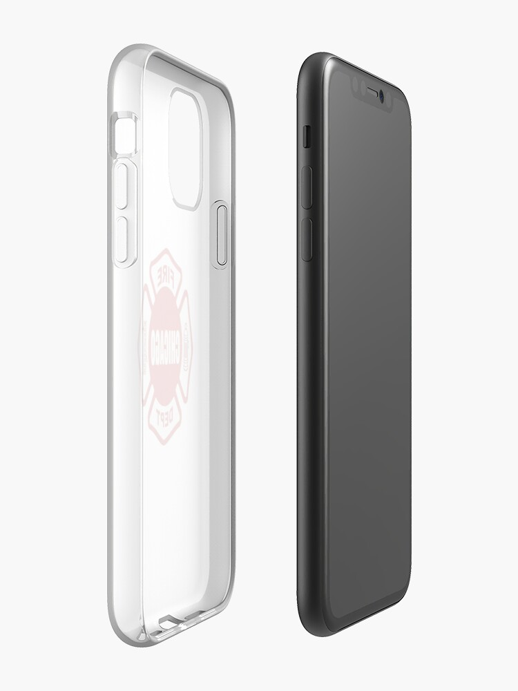 Chicago Fire PD Med iPhone 11 case