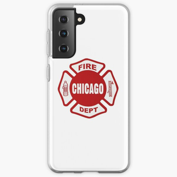 Chicago Fire Samsung Galaxy Soft Case