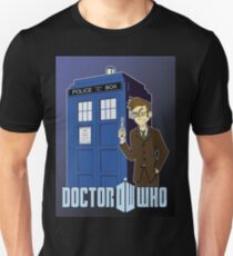 Doctor Who Animated Unisex T-Shirt