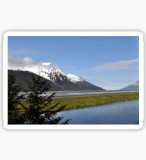 Alaskan Highway Sticker
