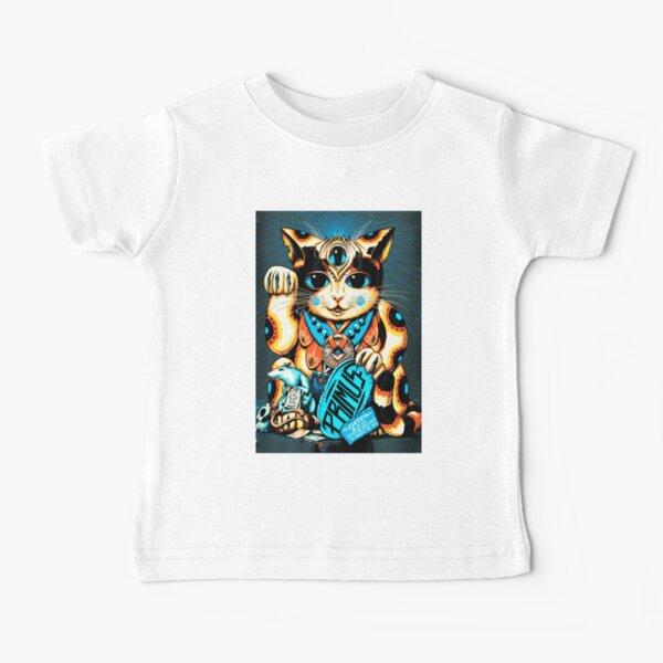 primus art | LUCKY CAT  Baby T-Shirt