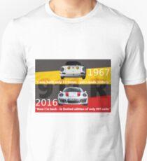 Porsche 911 R Unisex T-Shirt