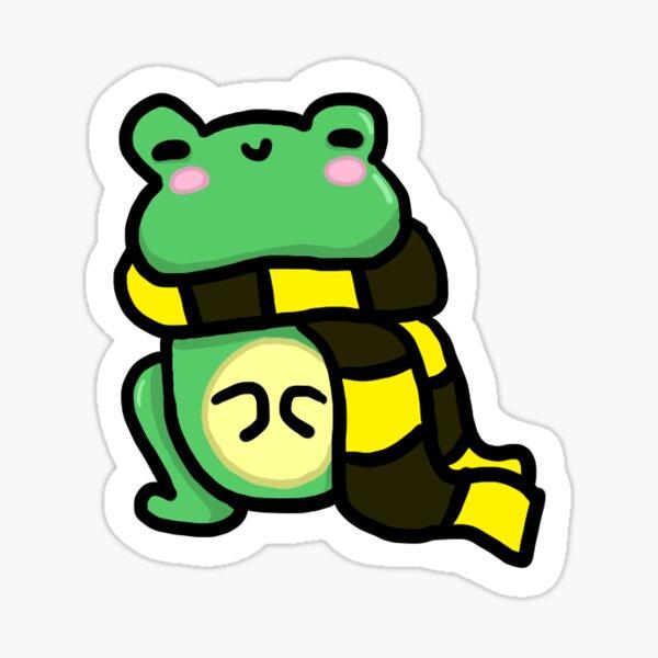 Loyal Frog Sticker