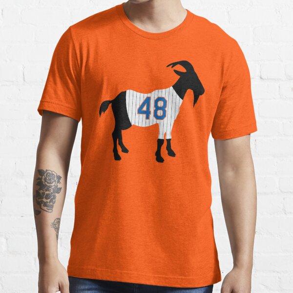 Jacob deGrom GOAT Essential T-Shirt