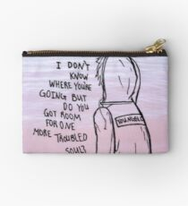 Fall Out Boy - Donnie, What a Catch Studio Pouch