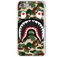 shark army iPhone Case/Skin