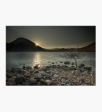 Mount Errigal - Donegal Photographic Print