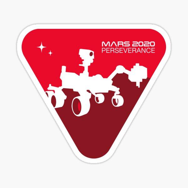 Mars 2020 Perseverance  Sticker