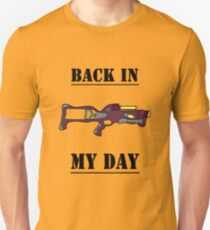 NERF TOY DESIGN- BACK IN MY DAY T-Shirt