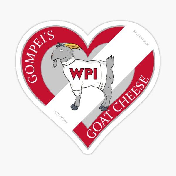Streetsign Logo: Gompei's Goat Cheese Shop