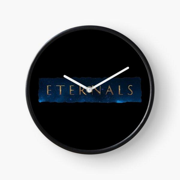 The Eternals Movie Logo - 2021 superhero film release Clock