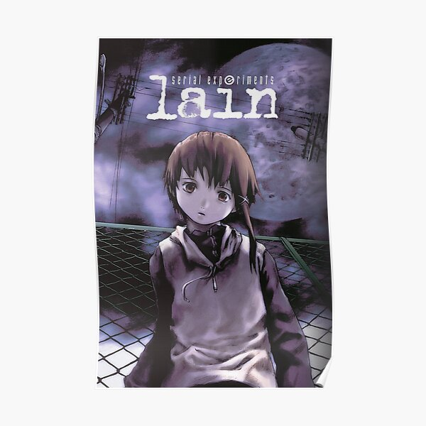 Serial Experiments Lain Poster