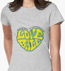 LoveBall Womens Fitted T-Shirt