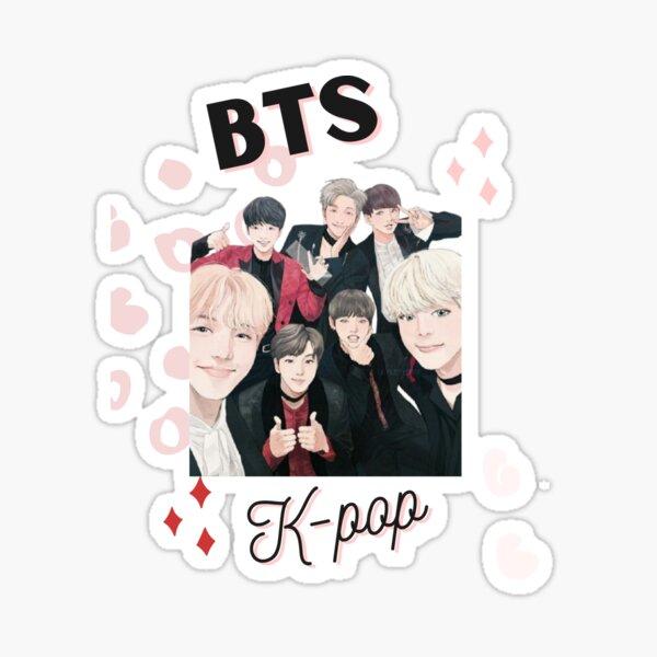 BTS Fans  Sticker