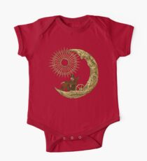 Moon Travel Kids Clothes