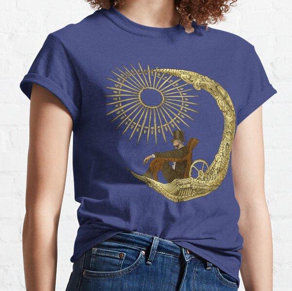 Moon Travel Classic T-Shirt