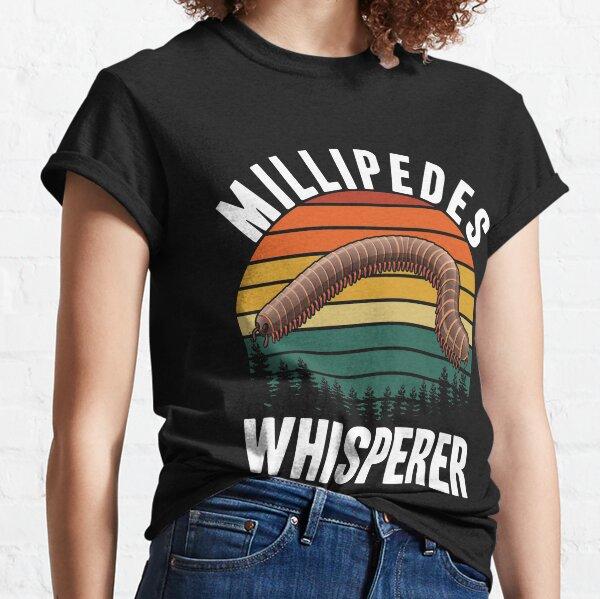 Millipede whisperer Classic T-Shirt