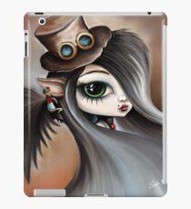Steampunk Vampire Girl - Dark Angel iPad Case/Skin