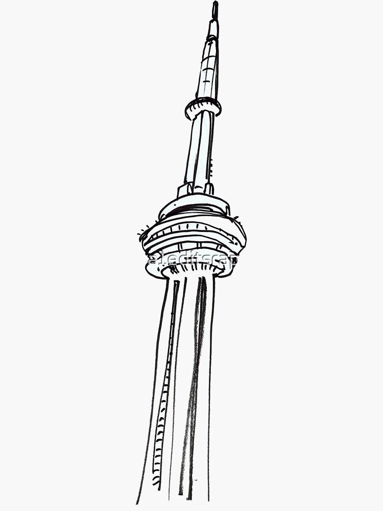 VIEWS - CN TOWER by a1editsrap