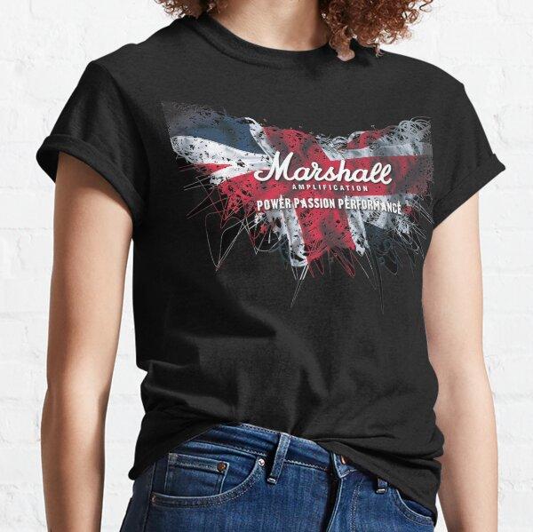 Amplificateur de guitare Marshall T-shirt classique