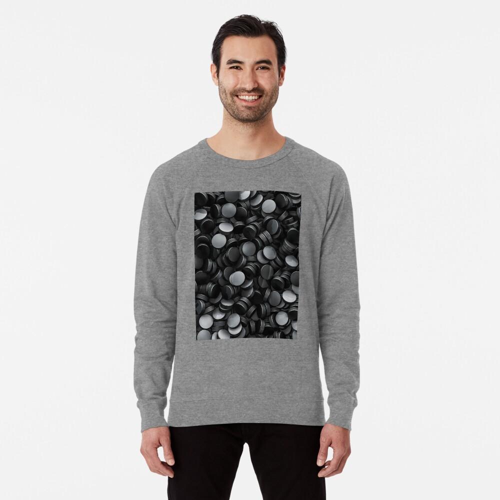 Hockey pucks Lightweight Sweatshirt