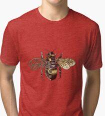 Clockwork Bee Tri-blend T-Shirt