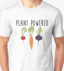 Plant Powered - Vegan Unisex T-Shirt