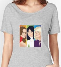 My Angels Women's Relaxed Fit T-Shirt