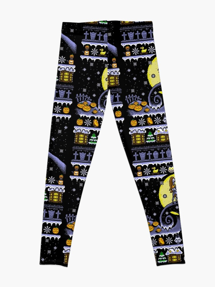 Alternate view of A Romantic Nightmare Leggings