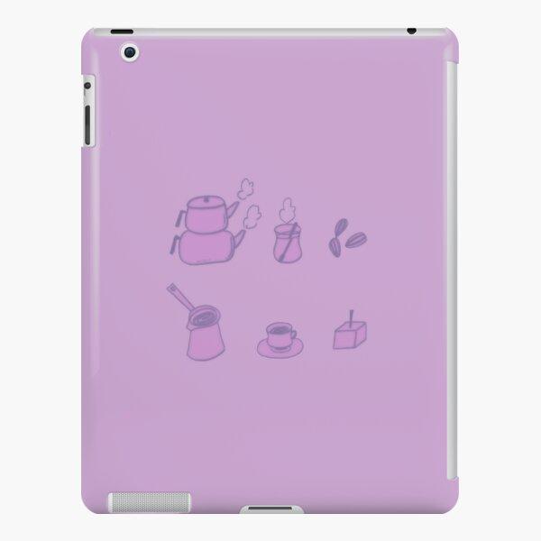 thé ou café Coque rigide iPad