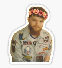 Jack Garratt Flower Crown Sticker