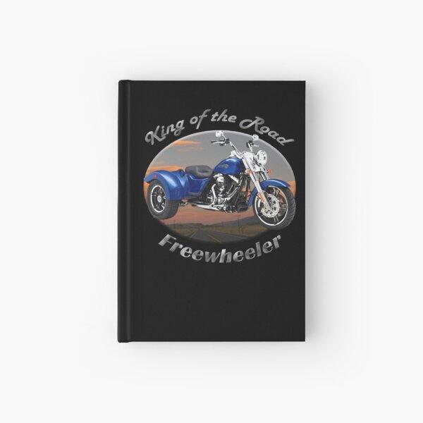 Harley Davidson Freewheeler King Of The Road Hardcover Journal