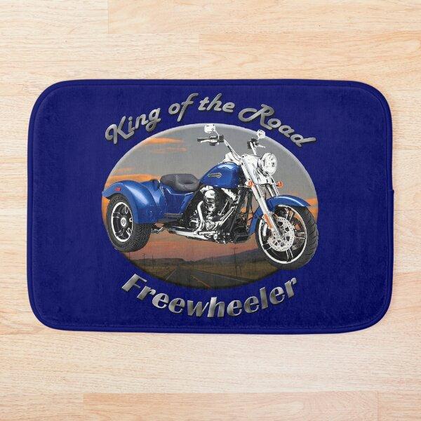 Harley Davidson Freewheeler King Of The Road Bath Mat