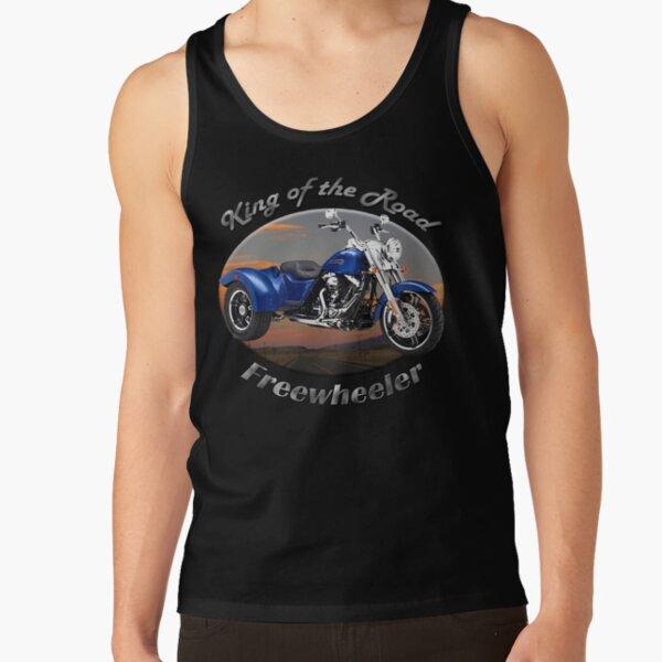 Harley Davidson Freewheeler King Of The Road Tank Top