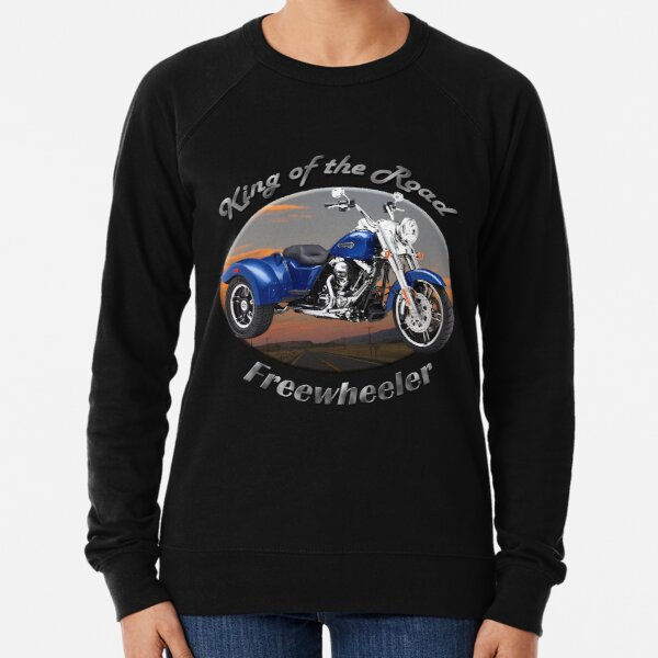 Harley Davidson Freewheeler King Of The Road Lightweight Sweatshirt