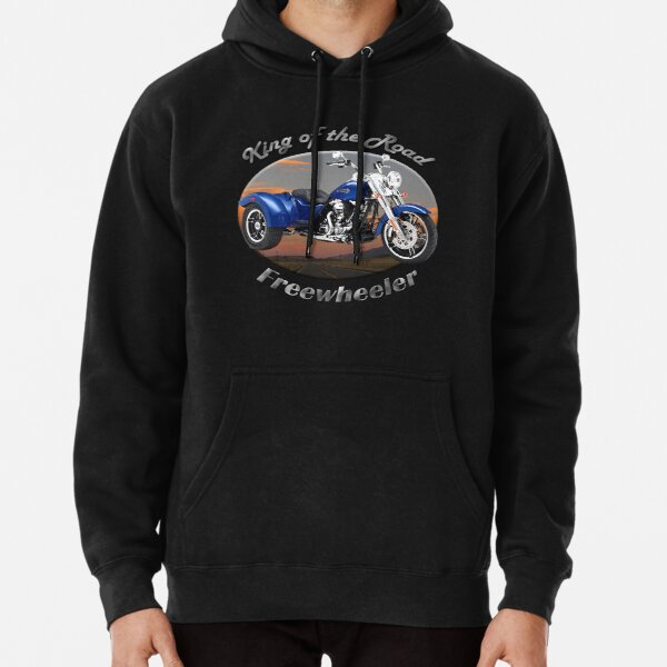 Harley Davidson Freewheeler King Of The Road Pullover Hoodie