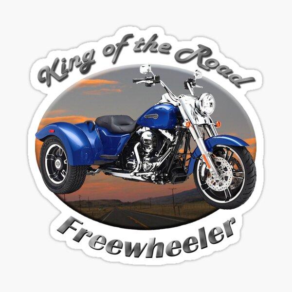 Harley Davidson Freewheeler King Of The Road Sticker