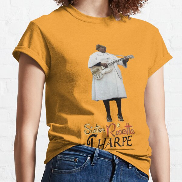 SISTER ROSETTA THARPE ROCK N ROLL Classic T-Shirt