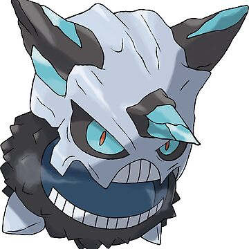 Mega Glalie by TheAngryAggron