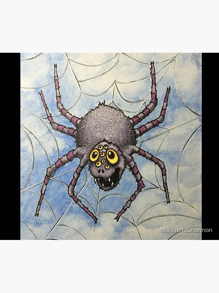 Mellie Spider by MarlaenaShannon