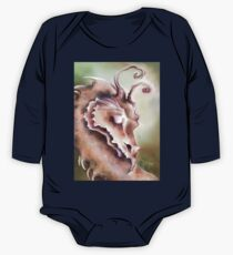 Sleeping Dragon - Peace and Tranquility One Piece - Long Sleeve