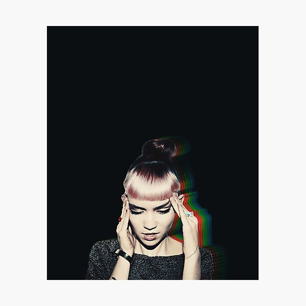 Women of Rhythm - Grimes Photographic Print