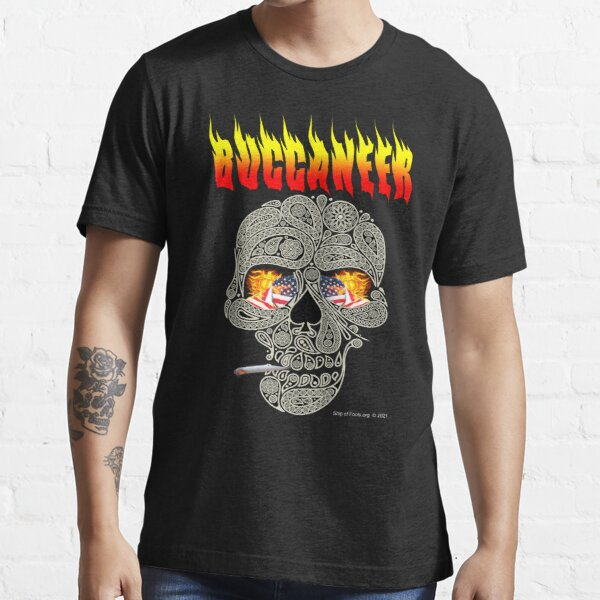 Paisley Pirate Essential T-Shirt