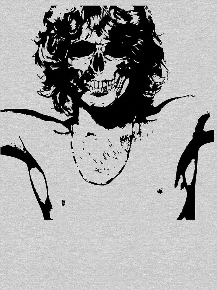 Jim Morrison Graphic T-Shirt by np0341