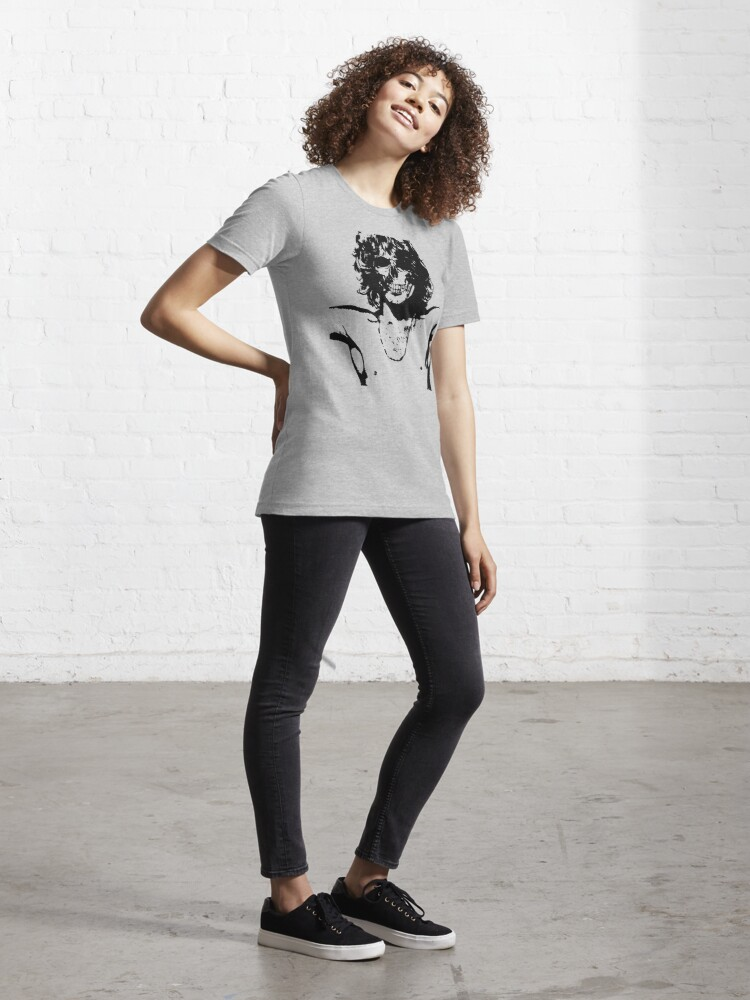 Alternate view of Jim Morrison Graphic T-Shirt Essential T-Shirt