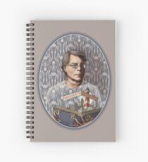 Cuaderno de espiral Stephen King