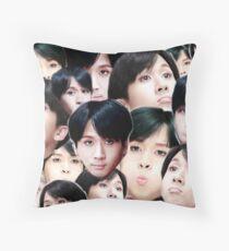 Ravi of VIXX - Being Cute Throw Pillow