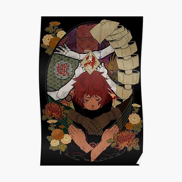 Sasori (Art 01) Poster