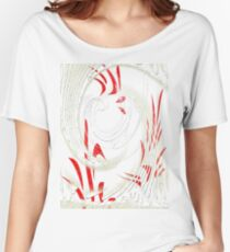 Abstract 138-WALL ART+Product Design Women's Relaxed Fit T-Shirt